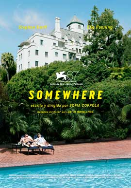 Somewhere - 11 x 17 Movie Poster - Spanish Style A