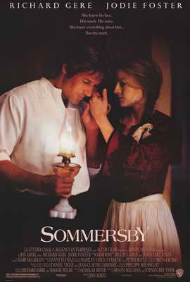 Sommersby - 27 x 40 Movie Poster - Style A