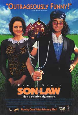 Son-in-Law - 27 x 40 Movie Poster - Style B