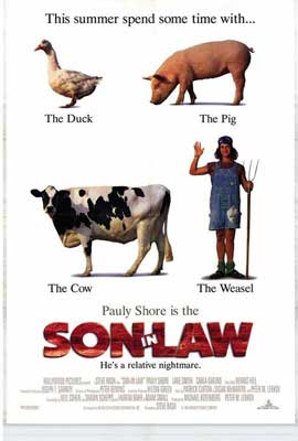 Son-in-Law - 27 x 40 Movie Poster - Style A