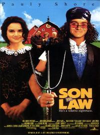 Son-in-Law - 43 x 62 Movie Poster - Bus Shelter Style A