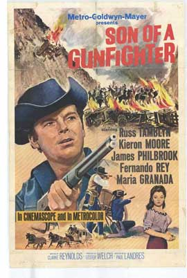 Son of a Gunfighter - 27 x 40 Movie Poster - Style A