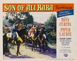 Son of Ali Baba - 11 x 14 Movie Poster - Style F