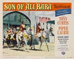 Son of Ali Baba - 11 x 14 Movie Poster - Style G