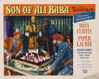 Son of Ali Baba - 11 x 14 Movie Poster - Style D