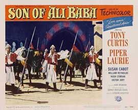 Son of Ali Baba - 11 x 14 Movie Poster - Style E