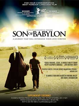 Son of Babylon - 11 x 17 Movie Poster - Style B
