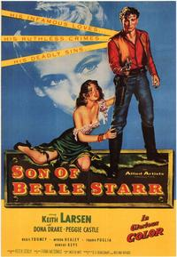 Son of Belle Starr - 11 x 17 Movie Poster - Style A