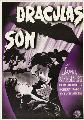Son of Dracula - 27 x 40 Movie Poster - Swedish Style A
