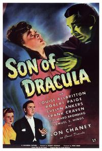 Son of Dracula - 27 x 40 Movie Poster - Style A