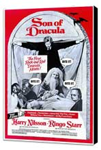 Son of Dracula - 11 x 17 Movie Poster - Style A - Museum Wrapped Canvas