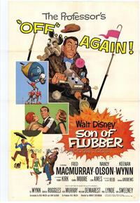 Son of Flubber - 11 x 17 Movie Poster - Style A