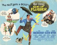 Son of Flubber - 11 x 14 Movie Poster - Style A