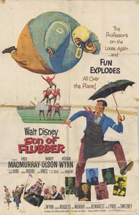 Son of Flubber - 11 x 17 Movie Poster - Style C
