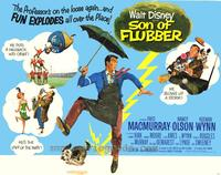 Son of Flubber - 27 x 40 Movie Poster - Style B