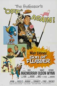 Son of Flubber - 27 x 40 Movie Poster - Style C