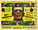 Son of Frankenstein - 22 x 28 Movie Poster - Half Sheet Style A