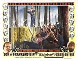 Son of Frankenstein - 11 x 14 Movie Poster - Style M