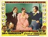 Son of Frankenstein - 11 x 14 Movie Poster - Style O