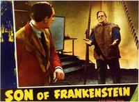 Son of Frankenstein - 11 x 14 Movie Poster - Style D