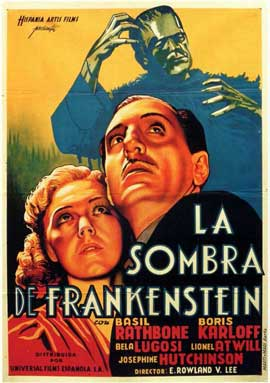 Son of Frankenstein - 11 x 17 Movie Poster - Spanish Style A