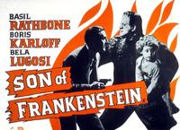 Son of Frankenstein - 11 x 17 Movie Poster - Style I