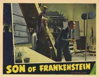 Son of Frankenstein - 11 x 14 Movie Poster - Style H