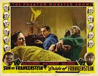 Son of Frankenstein - 11 x 14 Movie Poster - Style J
