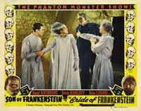 Son of Frankenstein - 11 x 14 Movie Poster - Style L