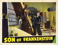 Son of Frankenstein - 11 x 14 Movie Poster - Style R