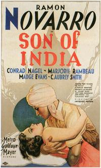 Son of India - 11 x 17 Movie Poster - Style A
