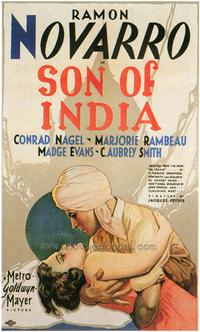 Son of India - 27 x 40 Movie Poster - Style A