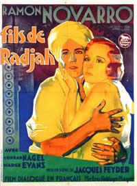 Son of India - 11 x 17 Movie Poster - French Style A