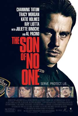 Son of No One - 43 x 62 Movie Poster - Bus Shelter Style A