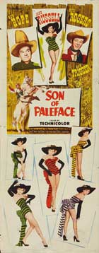 Son of Paleface - 14 x 36 Movie Poster - Insert Style A