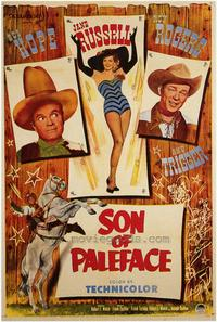 Son of Paleface - 43 x 62 Movie Poster - Bus Shelter Style A