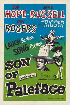 Son of Paleface - 27 x 40 Movie Poster - Style B