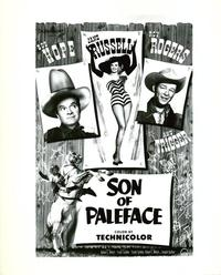 Son of Paleface - 8 x 10 B&W Photo #4