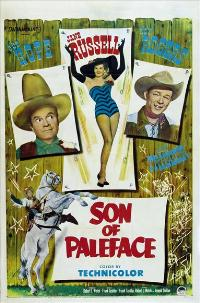 Son of Paleface - 27 x 40 Movie Poster - Style C
