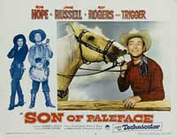Son of Paleface - 11 x 14 Movie Poster - Style D