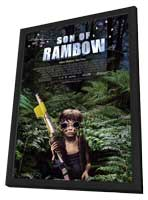 Son of Rambow - 11 x 17 Movie Poster - Style A - in Deluxe Wood Frame