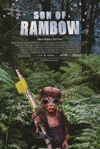 Son of Rambow - 43 x 62 Movie Poster - Bus Shelter Style A