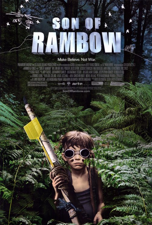 Son of Rambow Movie Posters From Movie Poster Shop