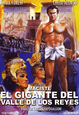 Son of Samson - 27 x 40 Movie Poster - Spanish Style A