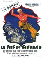 Son of Sinbad - 11 x 17 Movie Poster - French Style A