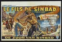 Son of Sinbad - 11 x 17 Movie Poster - Belgian Style A