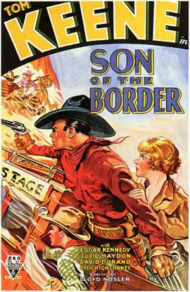 Son of the Border - 27 x 40 Movie Poster - Style A