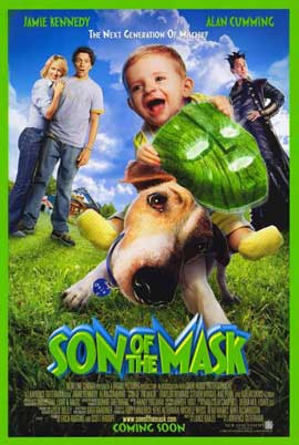Son of the Mask - 11 x 17 Movie Poster - Style C