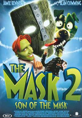 Son of the Mask - 27 x 40 Movie Poster - Style A