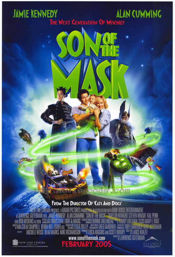 son of the mask movie posters from movie poster shop